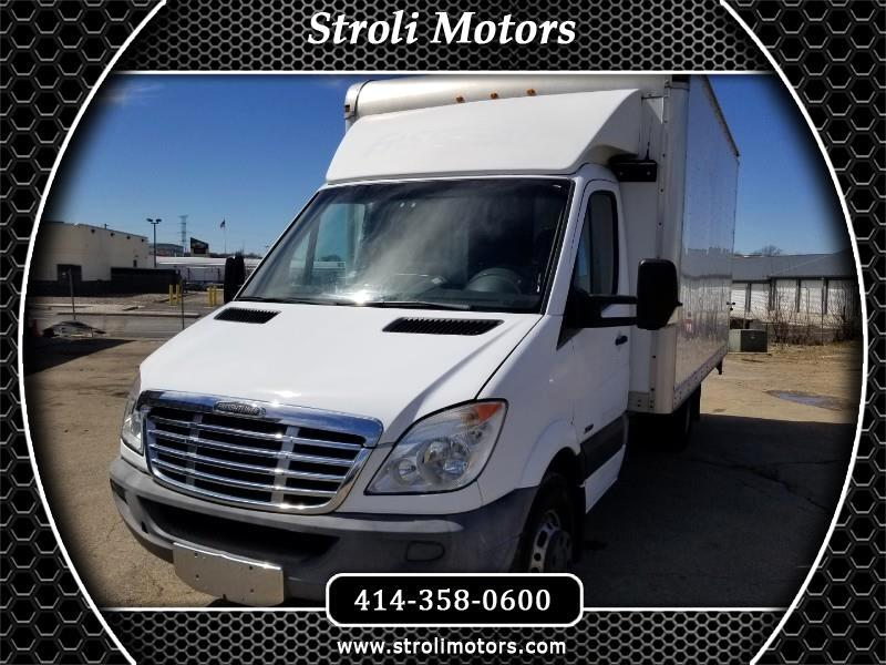 2010 Mercedes-Benz Sprinter 3500 170-in. WB