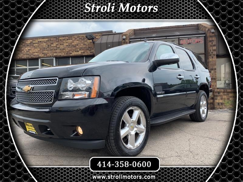 2012 Tahoe For Sale >> Used 2012 Chevrolet Tahoe Ltz 4wd In Milwaukee Wi Auto Com 1gnskce01cr278944