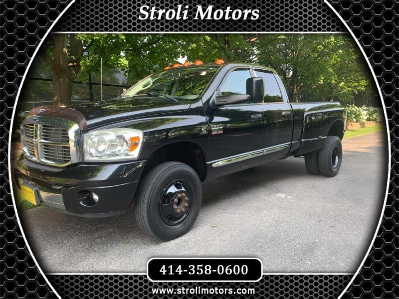 2007 Dodge Ram 3500 Laramie Quad Cab Long Bed 4WD DRW