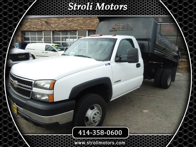 2006 Chevrolet Silverado 3500 Regular Cab 2WD