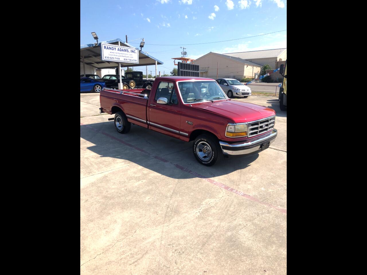 Ford F-150 S Reg. Cab Short Bed 2WD 1994