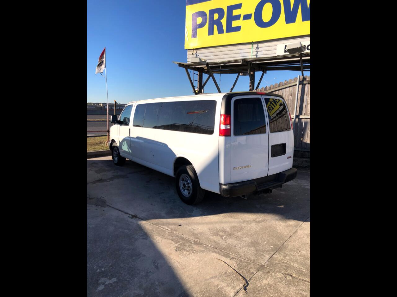 GMC Savana LS 3500 Ext. 2017