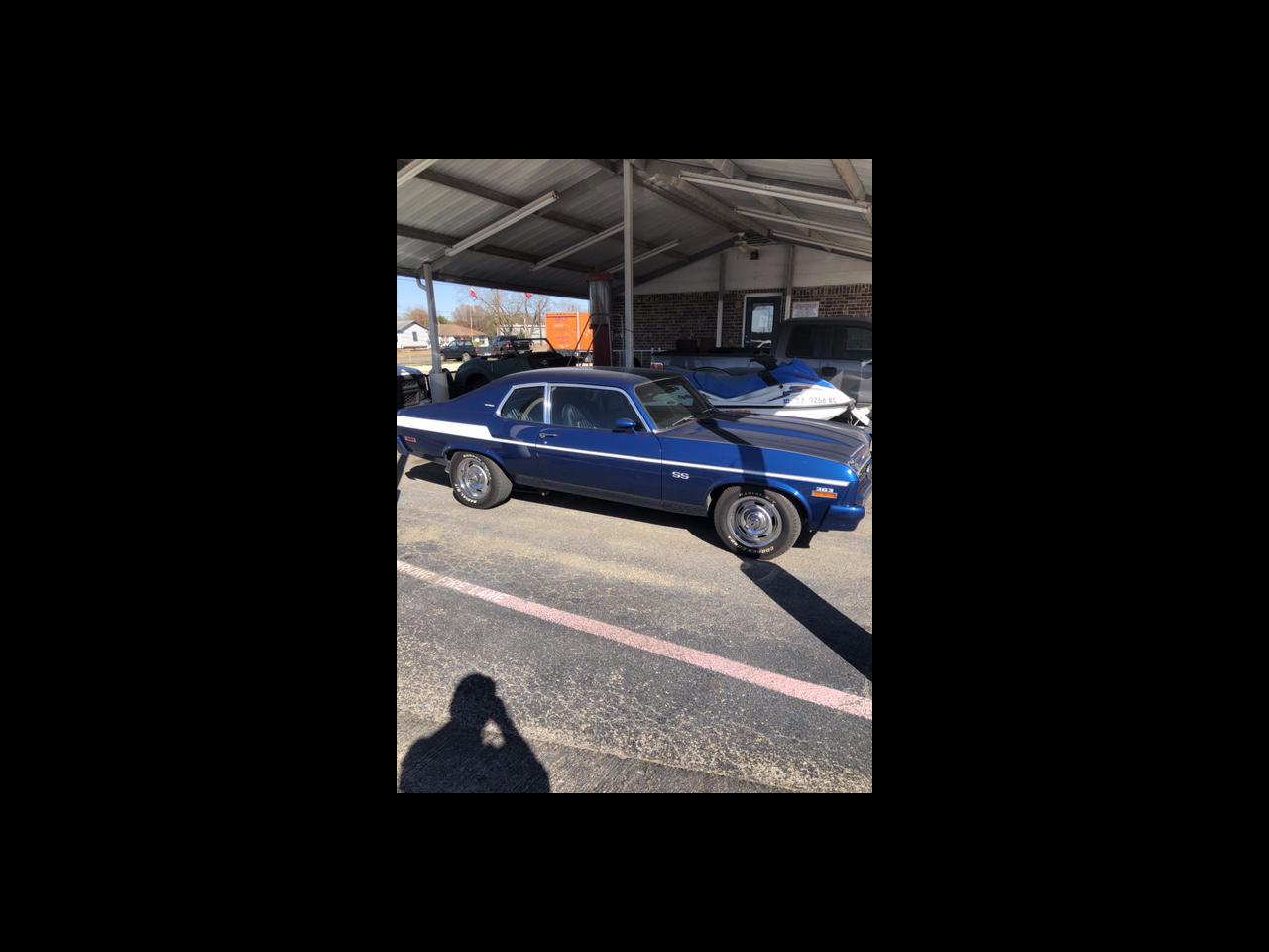 Chevrolet SS  1973