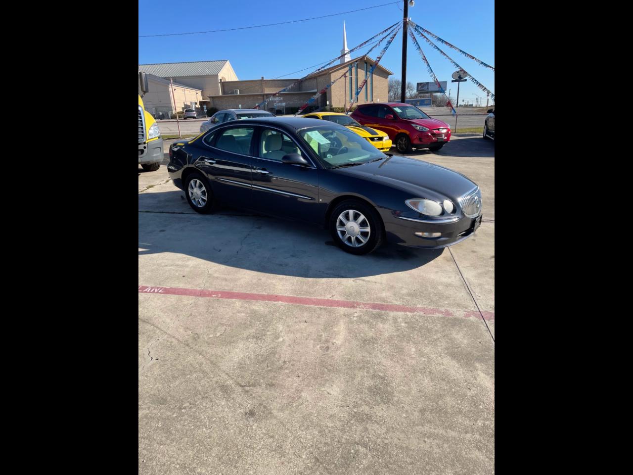 Buick LaCrosse CX 2008