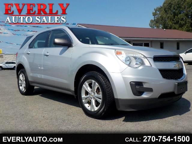 2010 Chevrolet Equinox LT AWD Base