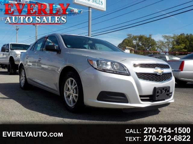 2013 Chevrolet Malibu LS Fleet