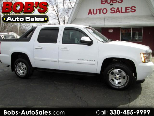 2008 Chevrolet Avalanche LT2 4WD