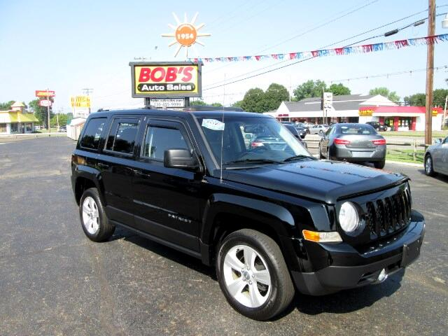 2013 Jeep Patriot Limited 4WD