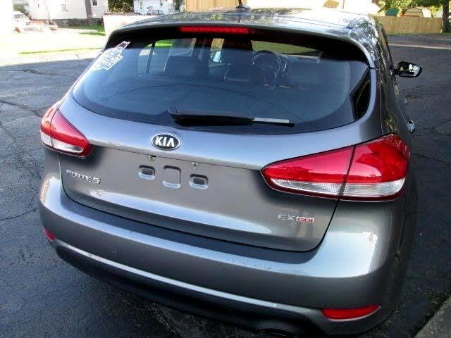 2015 Kia Forte 5-Door 5dr HB Auto EX