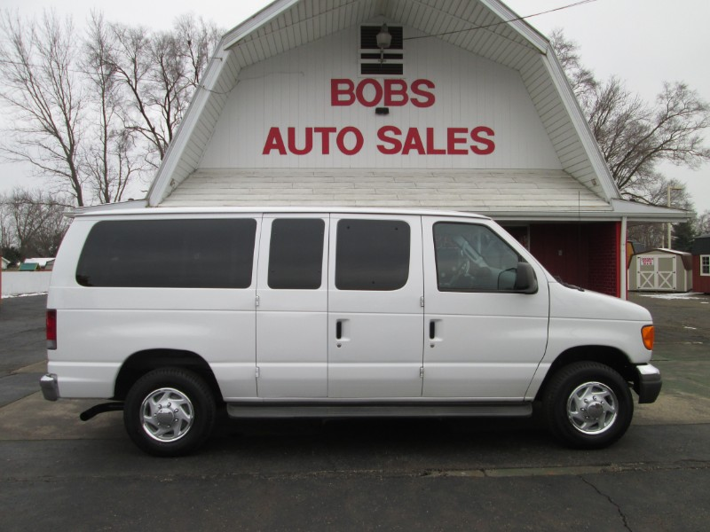 2007 Ford Econoline E-350 XLT Super Duty