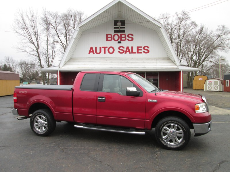 2007 Ford F-150 Lariat SuperCab Short Bed 4WD