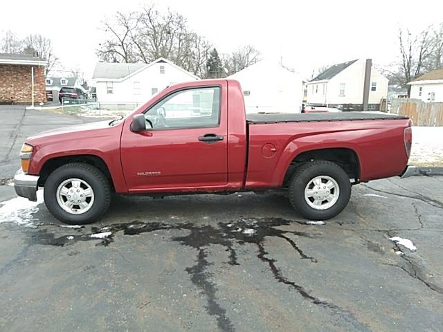 2005 Chevrolet Colorado 2WD Reg Cab Work Truck