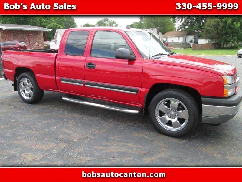 2005 Chevrolet Silverado 1500 LT Ext. Cab Short Bed 2WD