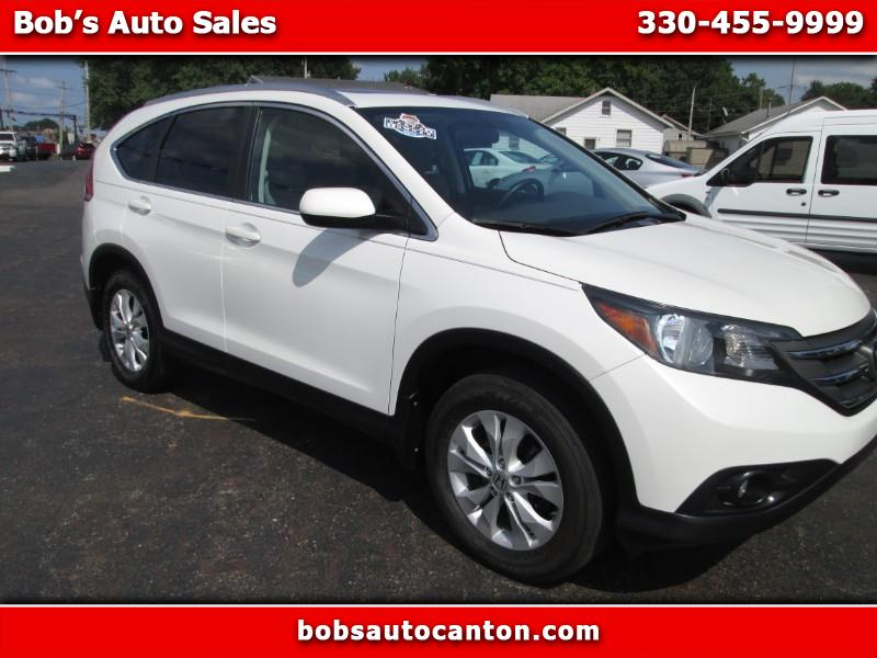 2013 Honda CR-V EX-L 4WD 5-Speed AT