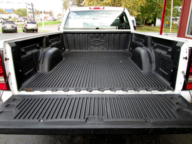 2005 Chevrolet Silverado 1500 Work Truck Long Bed 2WD