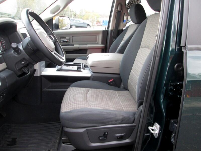 2011 RAM 1500 SLT Quad Cab 4WD