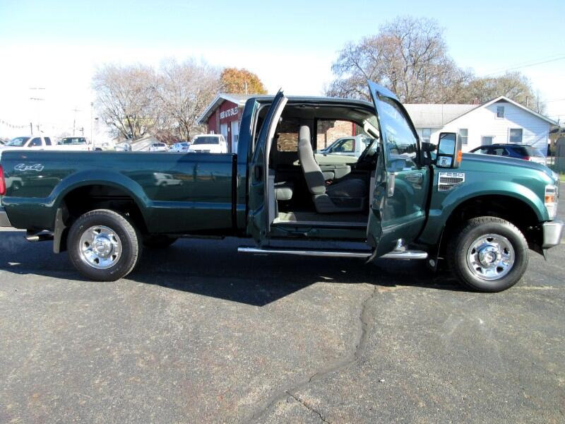 2009 Ford F-250 SD XLT SuperCab Long Bed 4WD