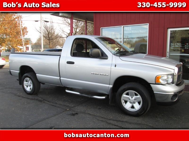2003 Dodge Ram 1500 SLT Long Bed 4WD