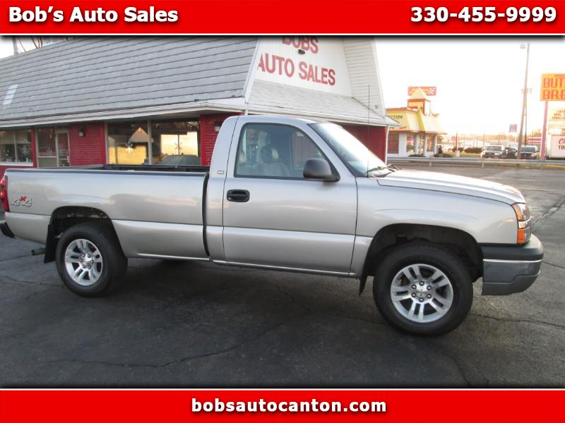 Chevrolet Silverado 1500 Long Bed 4WD 2004
