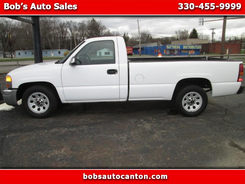 GMC Sierra Classic 1500 SL Long Box 2WD 2007