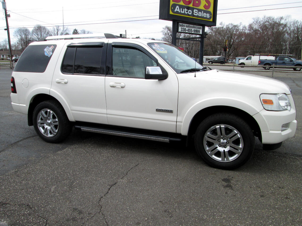 Ford Explorer Limited 4.0L 4WD 2008