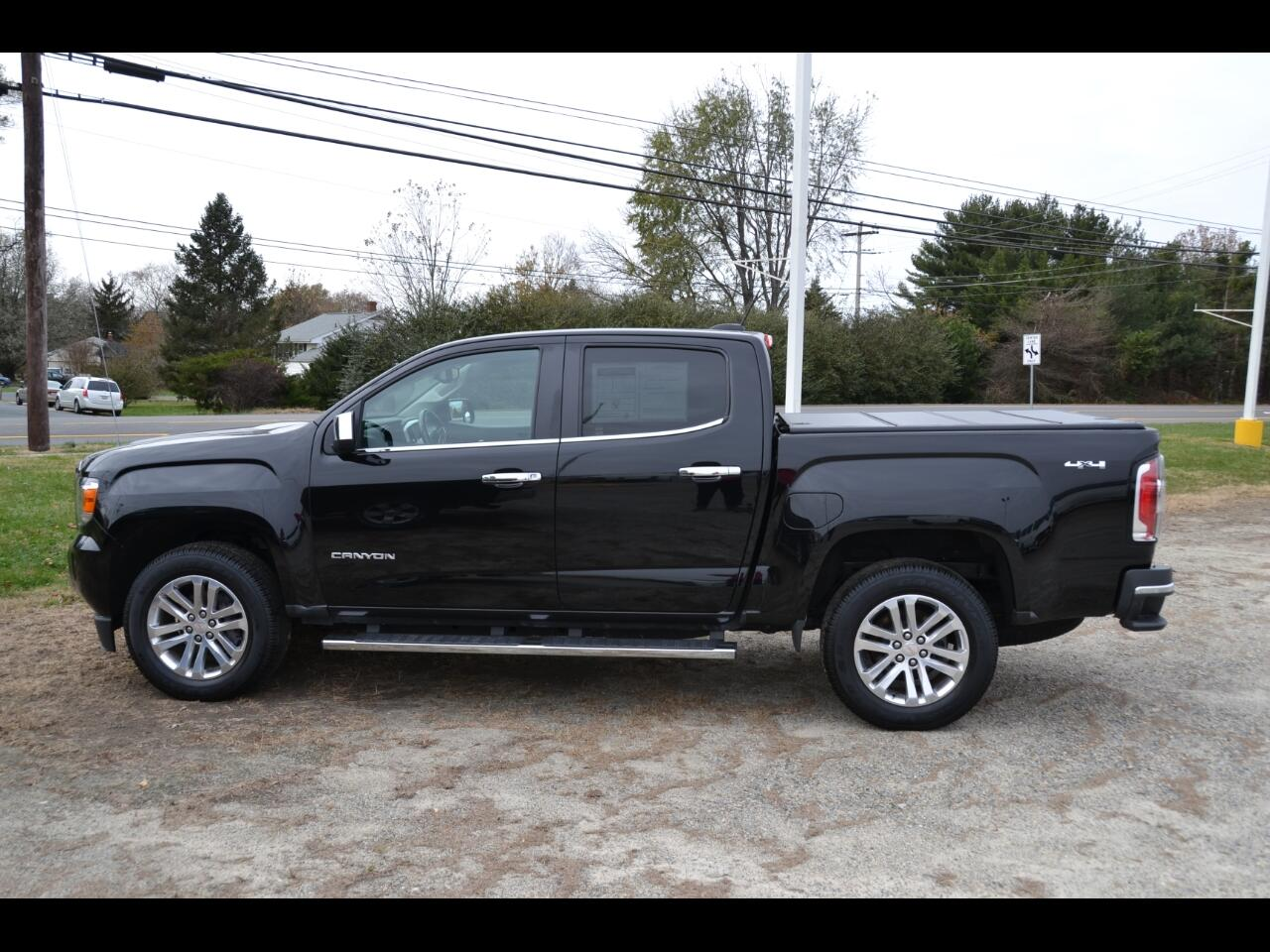 2015 GMC Canyon 4WD Crew Cab 128.3
