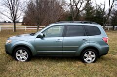 2009 Subaru Forester (Natl)