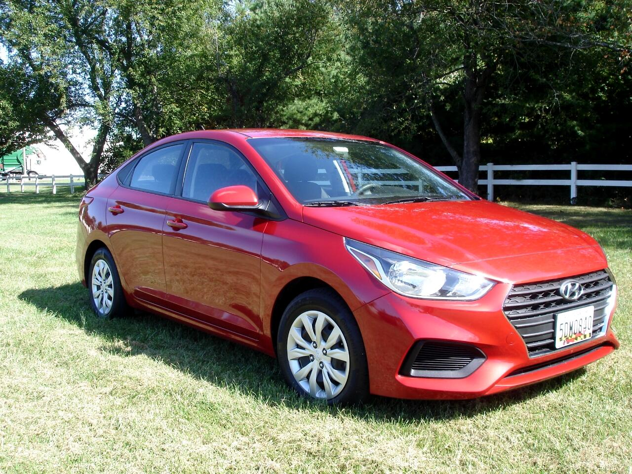 Hyundai Accent SE Sedan Auto 2018