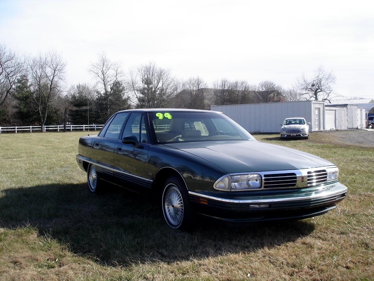 Oldsmobile 98 Regency 4dr Sedan 1994