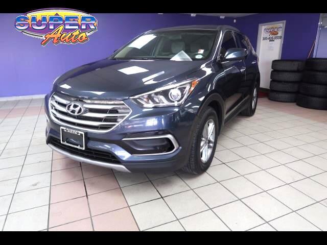 2017 Hyundai Santa Fe 2.4L Auto AWD
