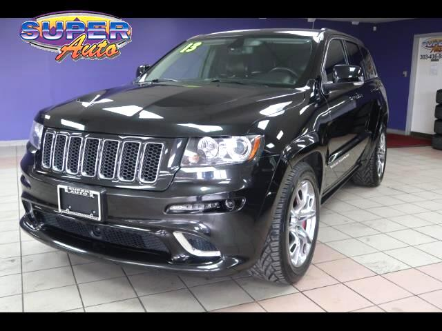 2013 Jeep Grand Cherokee 4WD 4dr SRT8 *Ltd Avail*