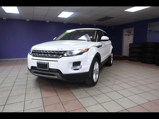 2015 Land Rover Range Rover Evoque Pure Plus 5-Door