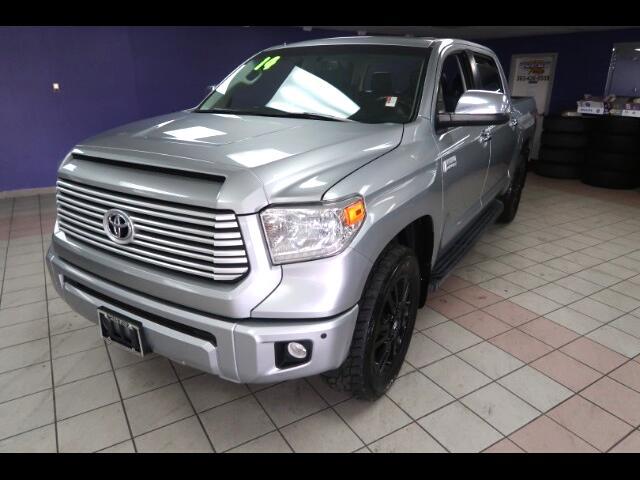 2014 Toyota Tundra Platinum CrewMax 5.7L FFV 4WD