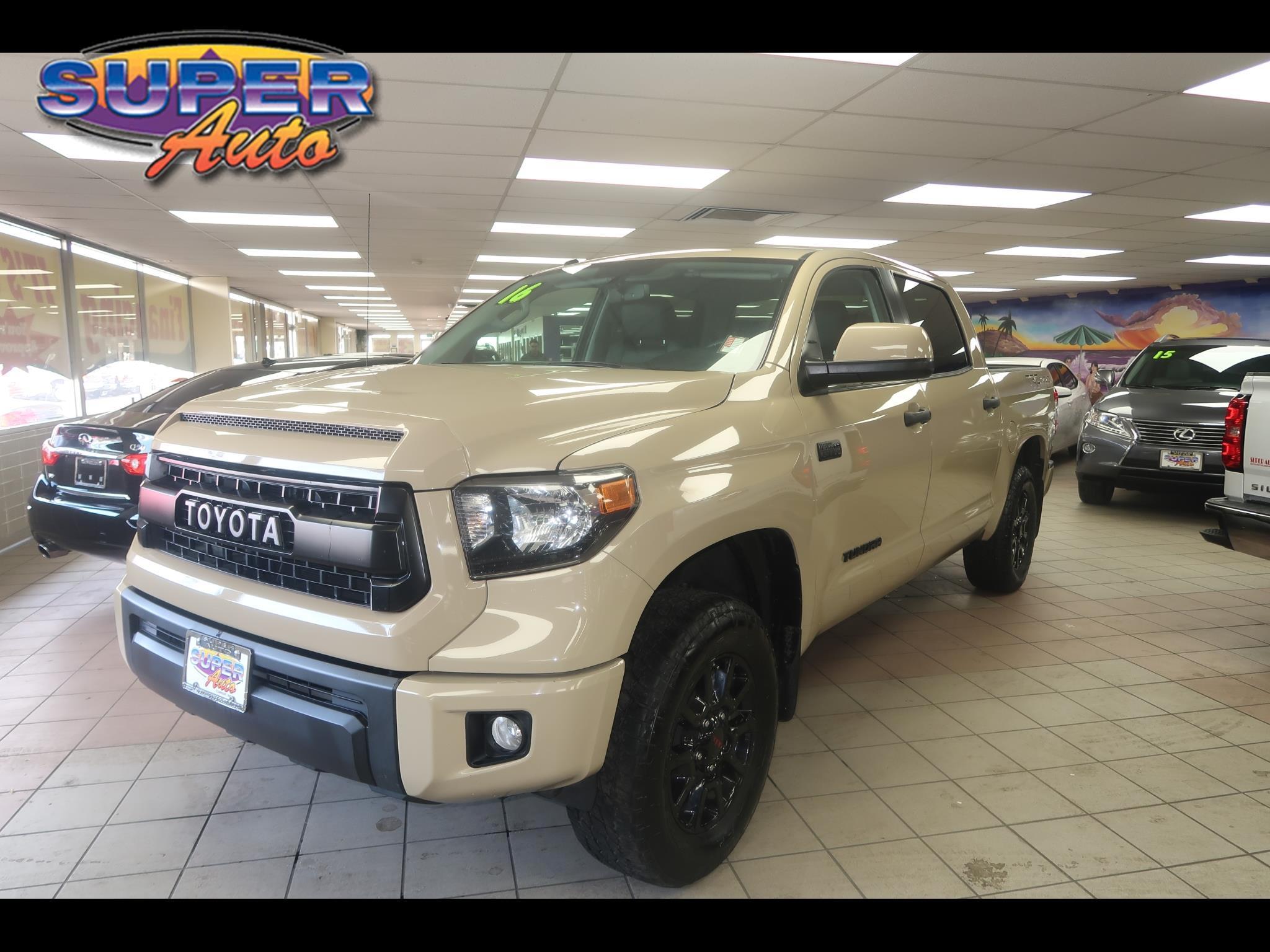 Toyota Tundra 4WD Truck  2016