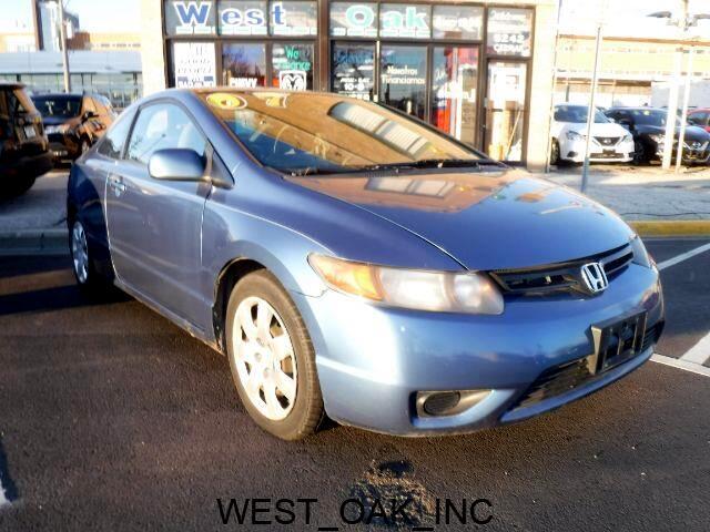 Honda Civic LX coupe 2007