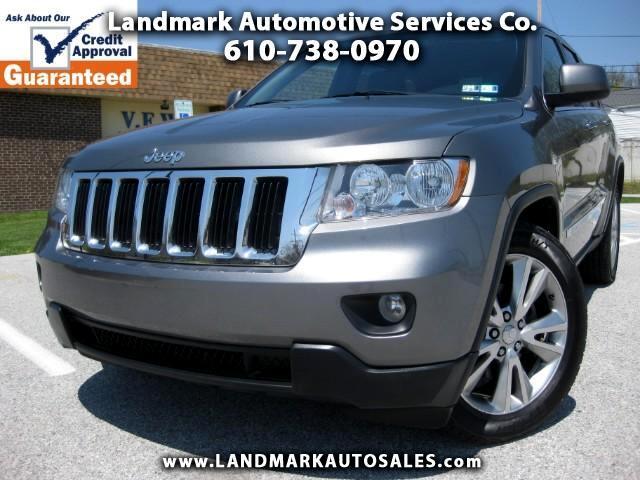2012 Jeep Grand Cherokee Laredo 4WD