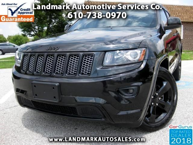 2014 Jeep Grand Cherokee 4WD 4dr Laredo Altitude