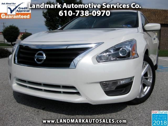 2013 Nissan Altima 2.5 SV Sedan