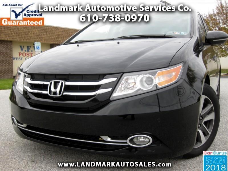 2014 Honda Odyssey Elite Auto