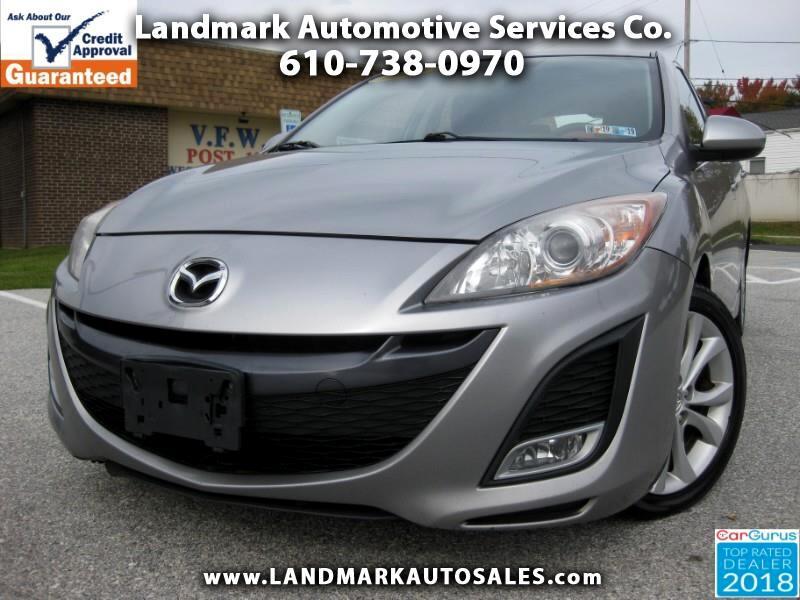 2011 Mazda MAZDA3 s Sport 5-Door