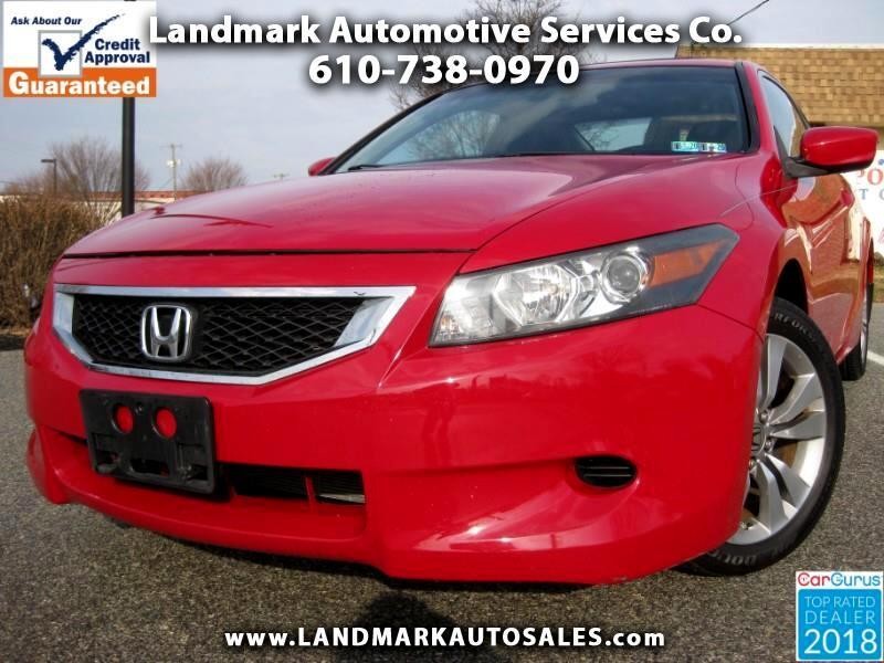 2010 Honda Accord LX-S Coupe AT