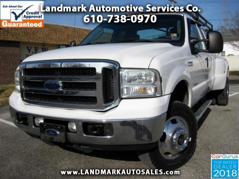 2006 Ford F-350 SD FX4 SuperCab Long Bed DRW 4WD