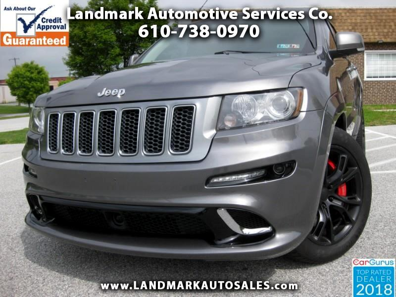 2012 Jeep Grand Cherokee SRT8 4WD
