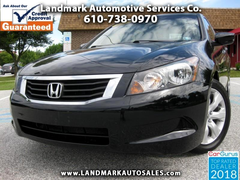 2010 Honda Accord EX-L Sedan AT