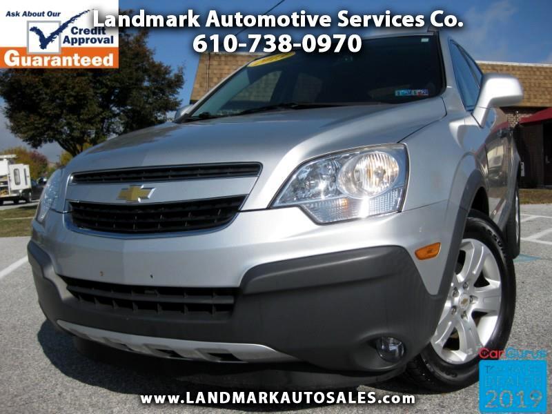Chevrolet Captiva Sport 2LS FWD 2013