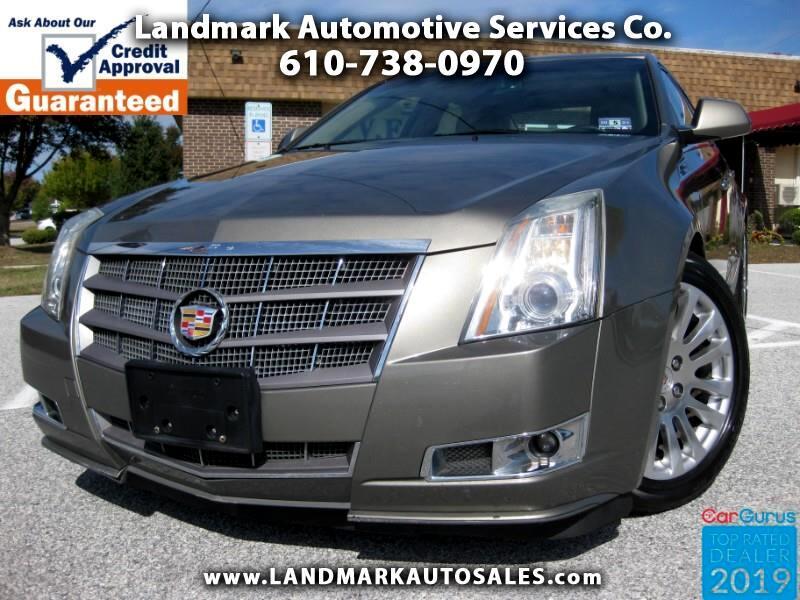 Cadillac CTS 3.6L Premium AWD w/Navi 2010