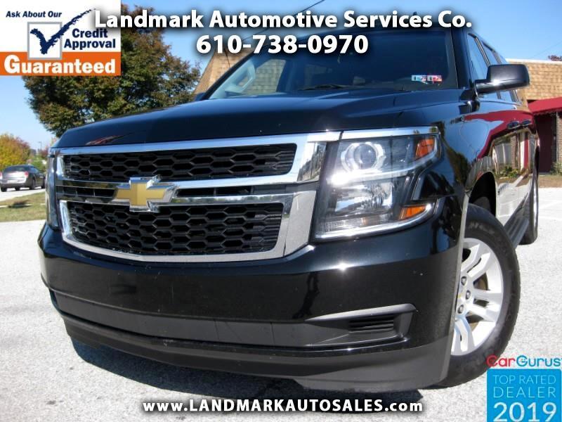Chevrolet Suburban LT 1500 4WD 2015
