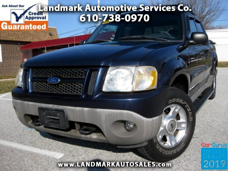 Ford Explorer Sport Trac 4WD 4dr XLT 2002
