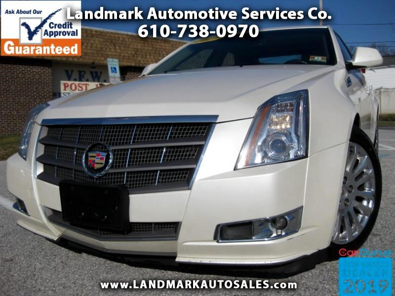 Cadillac CTS 3.0L Performance AWD 2011