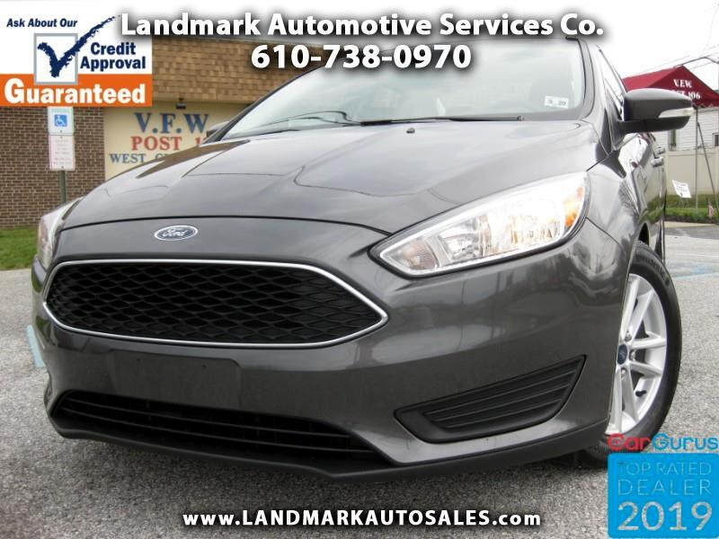 Ford Focus SE Sedan 2015